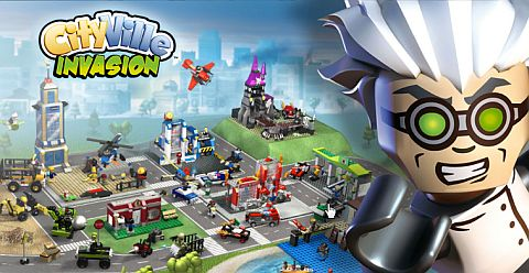 KRE-O CityVille Invasion Homepage