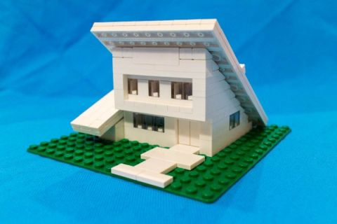 LEGO Architecture Studio Tom Alphin's Project Challenge #5