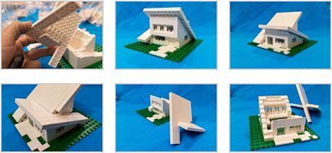 LEGO Architecture Studio Tom Alphin's Project Details