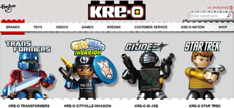 LEGO Compatible Brand KRE-O