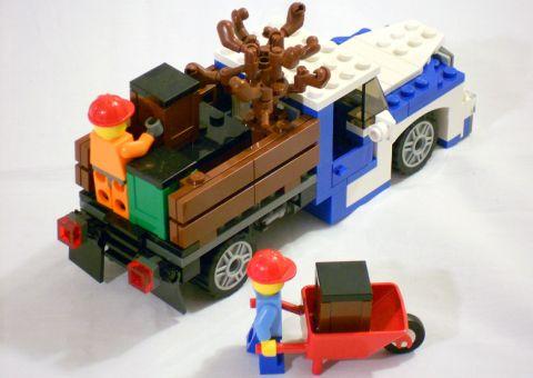 LEGO Greenhouse Tree by William