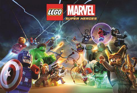 LEGO Marvel Super Heroes Video Game