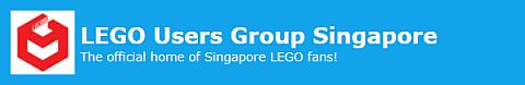 LEGO Users Group - Singapore LUG
