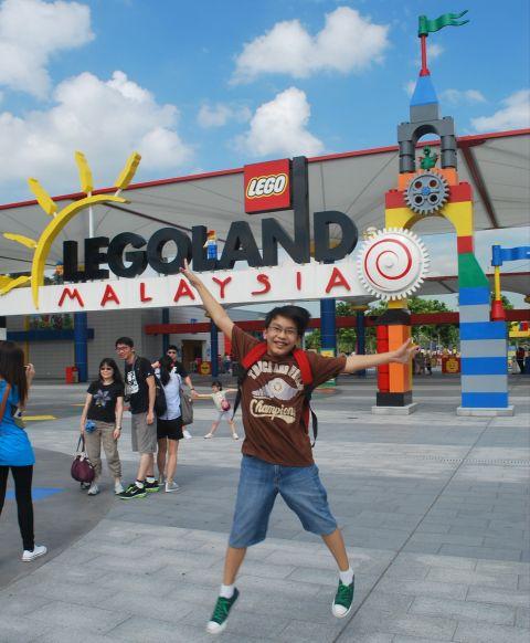 TBB Contributor - HP at LEGOLAND Malaysia