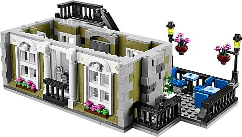 #10243 LEGO Parisian Restaurant 2nd Floor