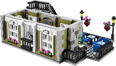 #10243 LEGO Parisian Restaurant 2nd Floor