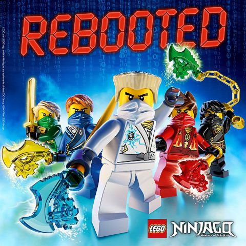 2014 LEGO Ninjago Rebooted Trailer