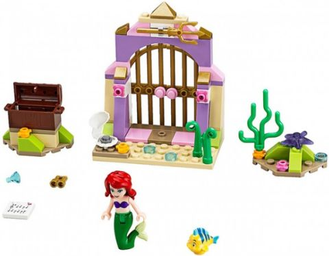 #41050 LEGO Disney Princess Details