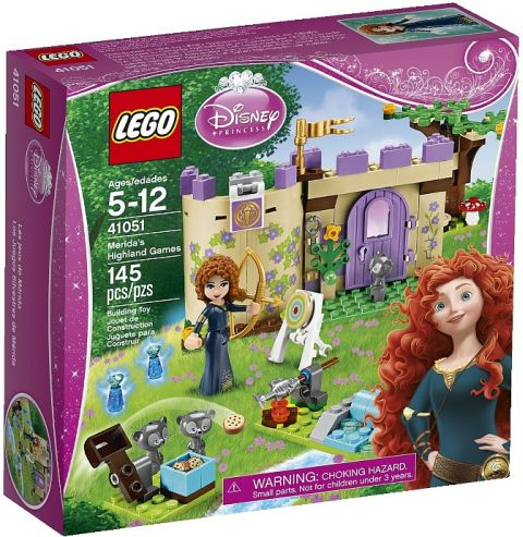 #41051 LEGO Disney Princess Merida's Highland Games