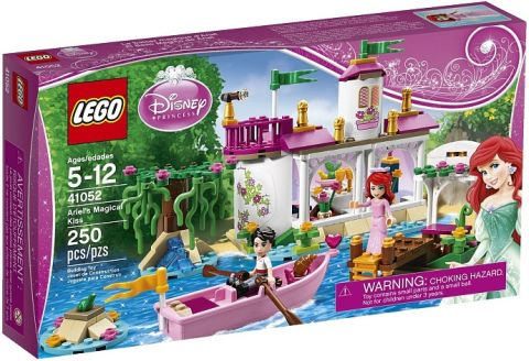 #41052 LEGO Disney Princess Ariel's Magical Kiss