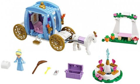 #41053 LEGO Disney Princess Details