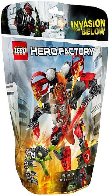 #44018 LEGO Hero Factory