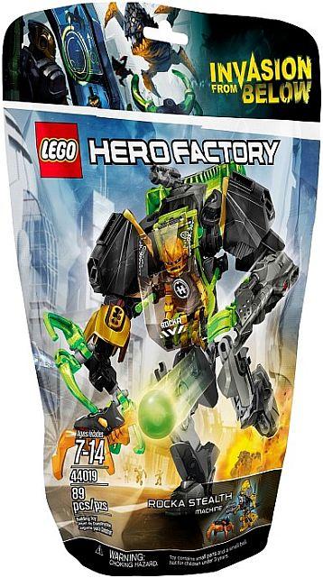 #44019 LEGO Hero Factory