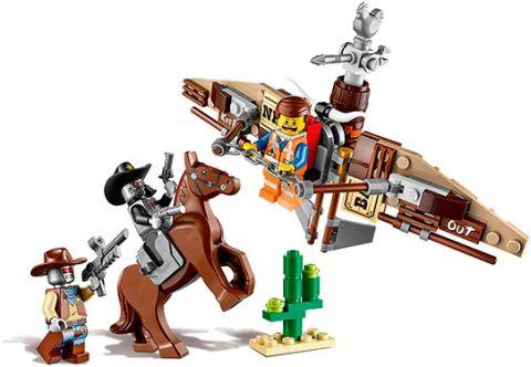 #70800 The LEGO Movie Set