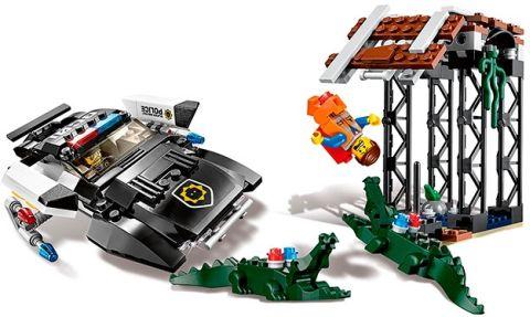 #70802 The LEGO Movie Set