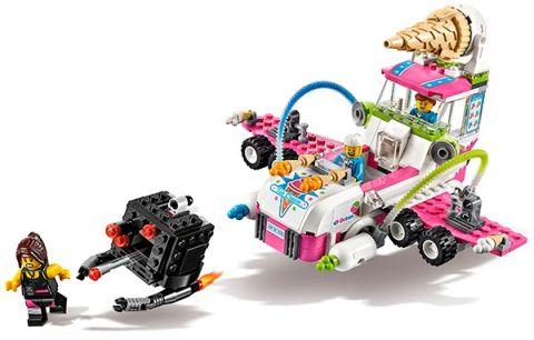 #70804 The LEGO Movie Set
