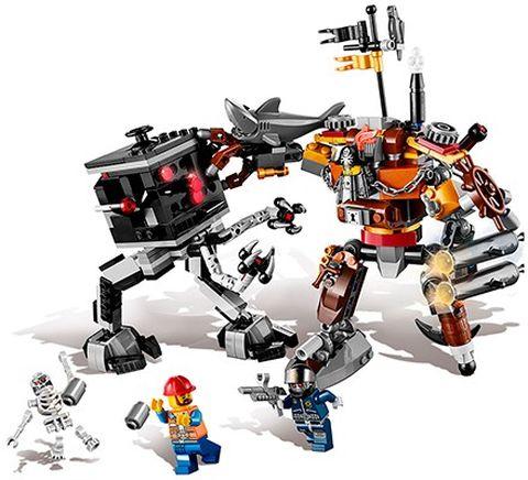 #70807 The LEGO Movie Set
