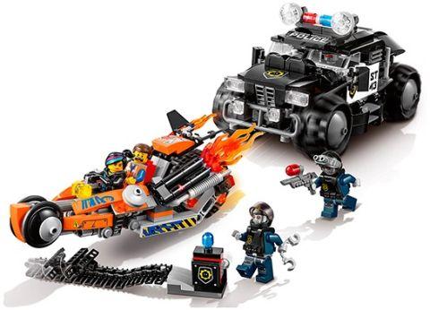 #70808 The LEGO Movie Set
