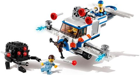 #70811 The LEGO Movie Set