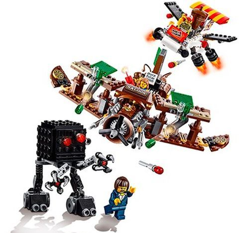 #70812 The LEGO Movie Set