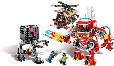 #70813 The LEGO Movie Set
