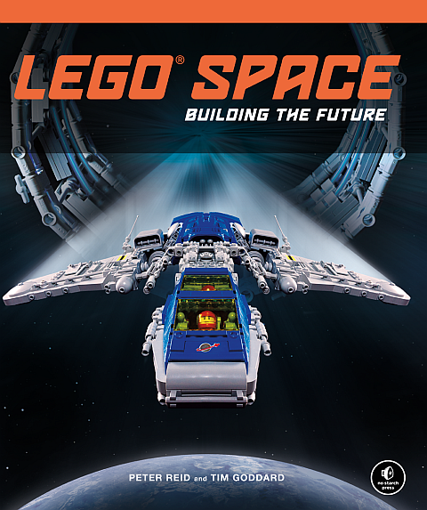 LEGO Book Review - LEGO Space Building the Future