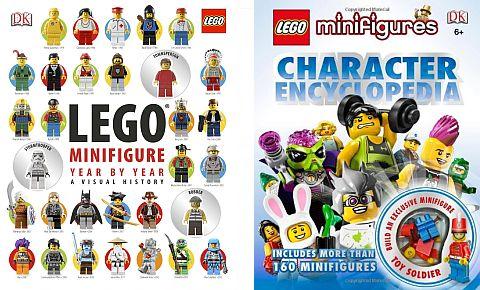 LEGO Books - LEGO Minifigures