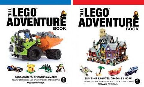 LEGO Books - The LEGO Adventure Book