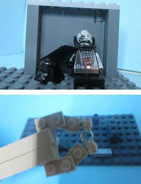 LEGO Challenge MOCtober Contest