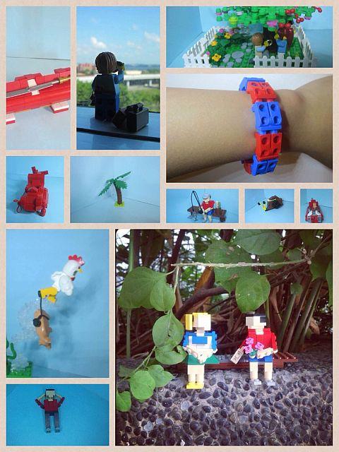 LEGO Challenge MOCtober