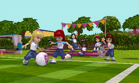 LEGO Friends Video-Game Details