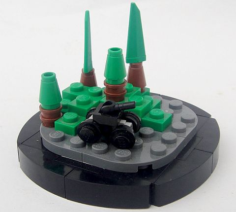 LEGO Micro Scale by Geneva