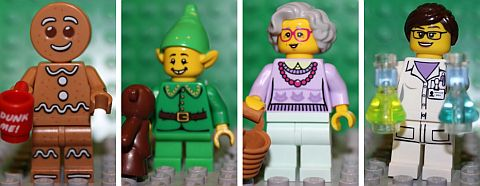 LEGO Minifigures Series 11 Review