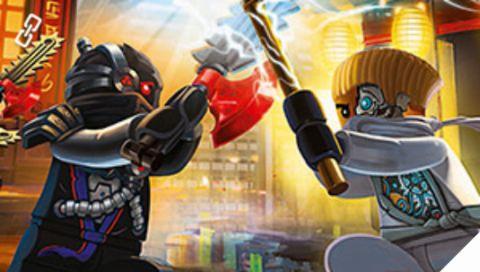 LEGO Ninjago 2014 More Details