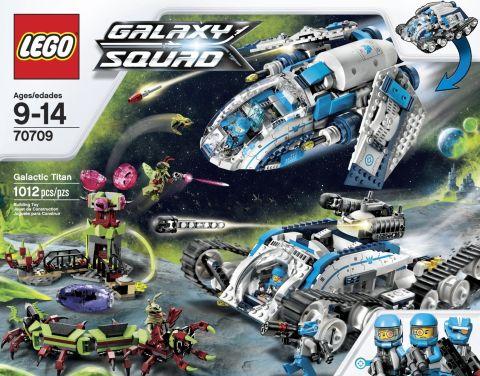 LEGO Sale - Galaxy Squad