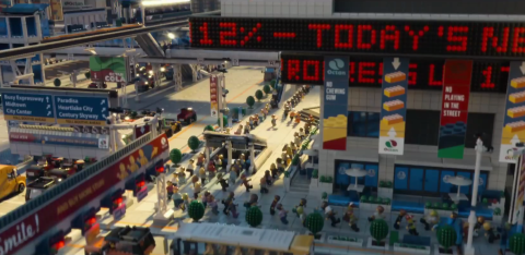 The LEGO Movie Details