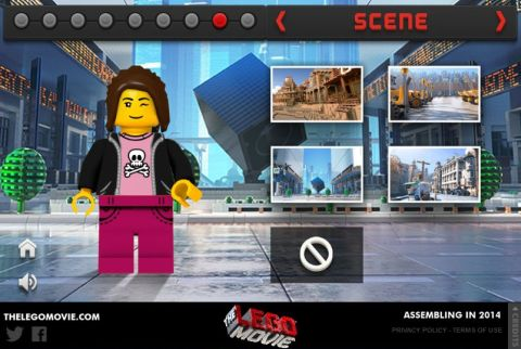 The LEGO Movie Sigfig Creator Details