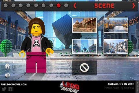 The LEGO Movie Sigfig Creator Details
