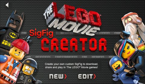 The LEGO Movie Sigfig Creator