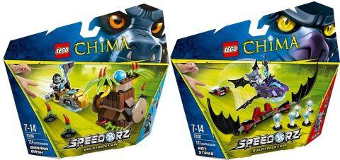 2014 LEGO Chima Speedorz
