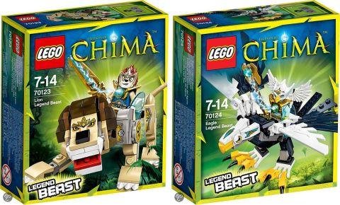 2014 LEGO Legend Beast Sets