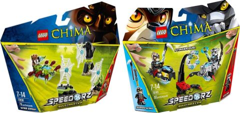 2014 LEGO Legends of Chima Speedorz