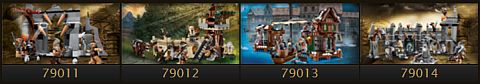 2014 LEGO The Hobbit Sets Available Now
