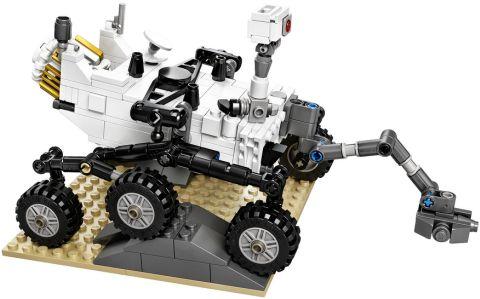 #21104 LEGO Mars Curiosity Details