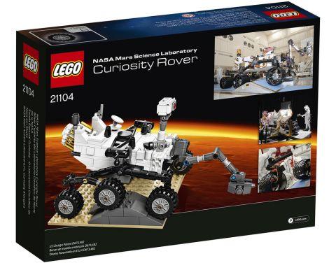 #21104 LEGO Mars Curiosity