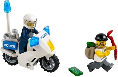 #60041 LEGO City Police Details