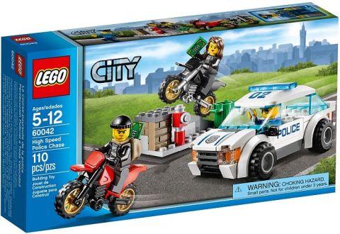 #60042 LEGO City Police