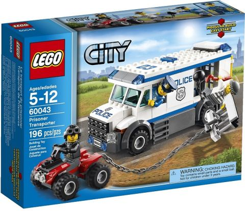 #60043 LEGO City Police