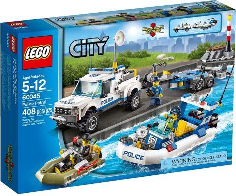 #60045 LEGO City Police
