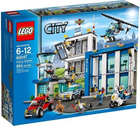 #60047 LEGO City Police